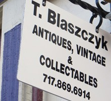 T. Blaszczyk Antiques, Vintage & Collectables