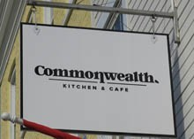 Commonwealth Kitchen & Cafe