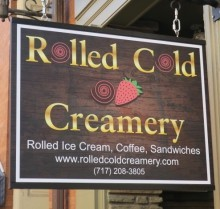 Rolled Cold Creamery