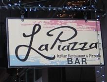 La Piazza Pizzeria & Italian Restaurant