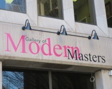 Gallery of Modern Masters
