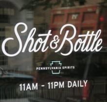 Shot & Bottle