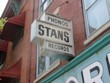 Stan's Record Bar
