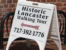 Historic Lancaster Walking Tour