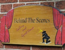 Behind the Scenes Gallery and Guest House