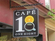 Cafe' One Eight