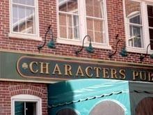 Characters Pub