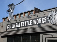 Columbia Kettle Works 2nd Gear