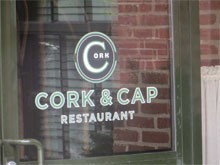 Cork & Cap Restaurant