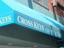 Cross Keys Coffee & Teas