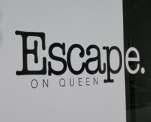 Escape. On Queen