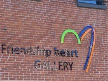 Friendship Heart Gallery
