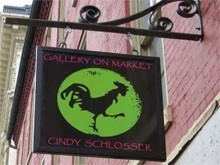 Cindy Schlosser Gallery on Market