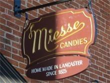 Miesse Candies Factory Tour