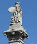 monument lady architecture
