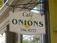 Cafe' Onions