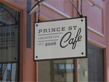Prince Street Cafe'