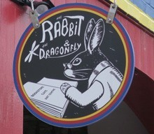 The Rabbit and The Dragonfly