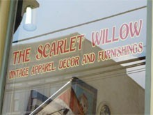 The Scarlet Willow