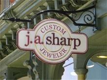 j. a. sharp