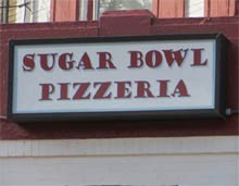 Sugar Bowl Pizzeria