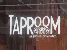 Taproom by Spring House Brewing Company