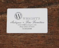 WRIGHT'S Antiques & Fine Furniture
